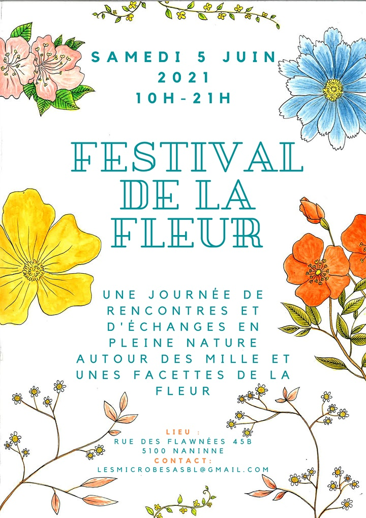 Image pour Festival de la Fleur