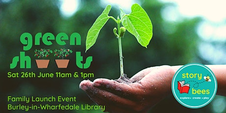 Green Shoots Family Launch Event- 11AM tickets