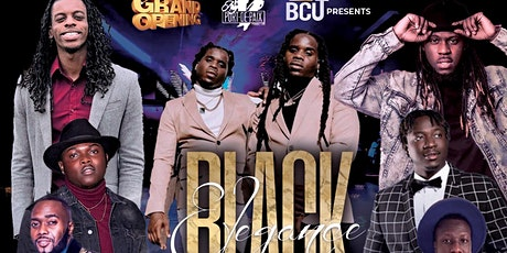 Browardcomeup Black Elegance tickets