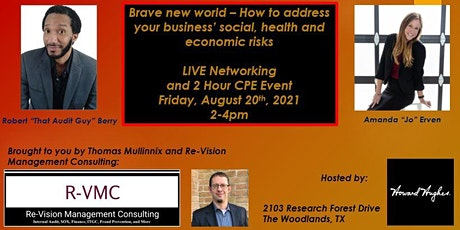 RVMC Networking and 2 Hour CPE Event tickets