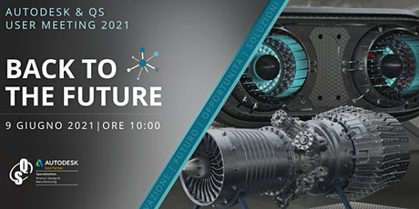 QS Meeting 2021 Online Edition | 09 Giugno | BACK TO THE FUTURE! tickets
