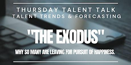 RAW TALENT TALK (Post-Pandemic Talent Trends & Forecasting) tickets
