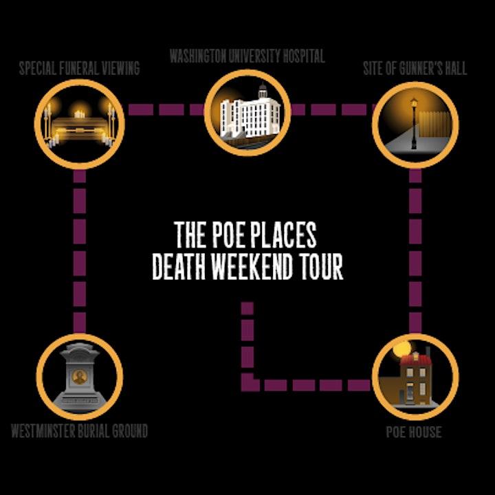 Pavers for Poe Fest International (VIP festival pre-sales!) image