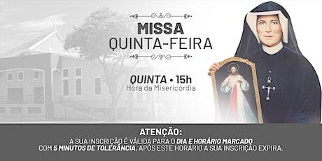 Hora da Misericórdia - Quinta-feira | 20 de Maio ingressos