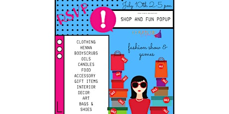 COVERMECUTEE @ 3 EID POPUP AND FUN tickets