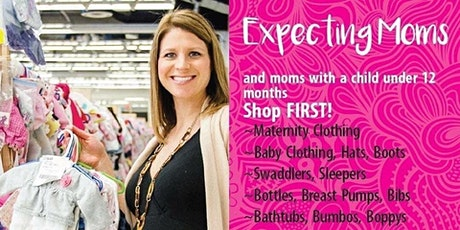 TULSA New/Expectant MOM Presale (FREE+2 Guest) | Sun, Aug 1 tickets