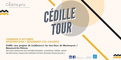 CÉDILLE TOUR - Montmeyran / Beaumont-lès-Valence billets