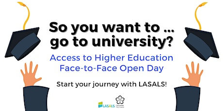 So you want to ... go to university? tickets