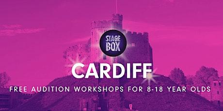 Free Stagebox Audition Workshop | CARDIFF tickets