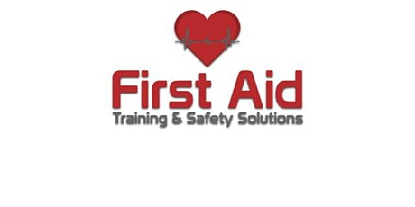 Level 3 Emergency First Aid at Work 21st June 2021 tickets