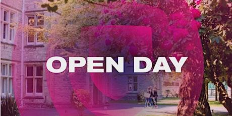 AECC Open Day 27th November 2021 tickets