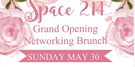 Grand Opening and Networking Brunch tickets