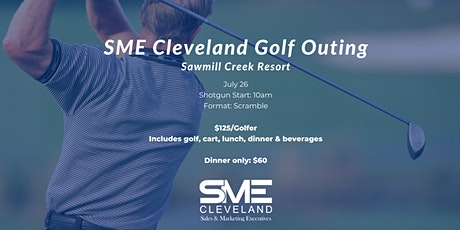 SME Cleveland Golf Outing tickets