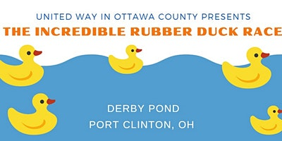 The Incredible Rubber Duck Race for United Way in Ottawa County