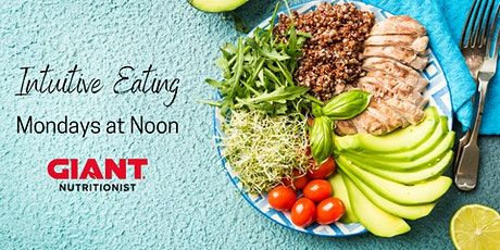 VIRTUAL July: Intuitive Eating tickets