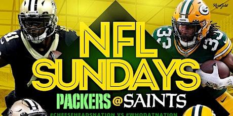 Saints vs Packers tickets
