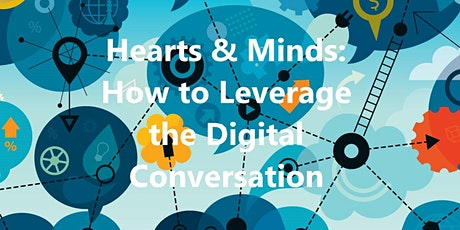 Profile Webinar: Hearts & Minds - How to leverage the Digital Conversation tickets