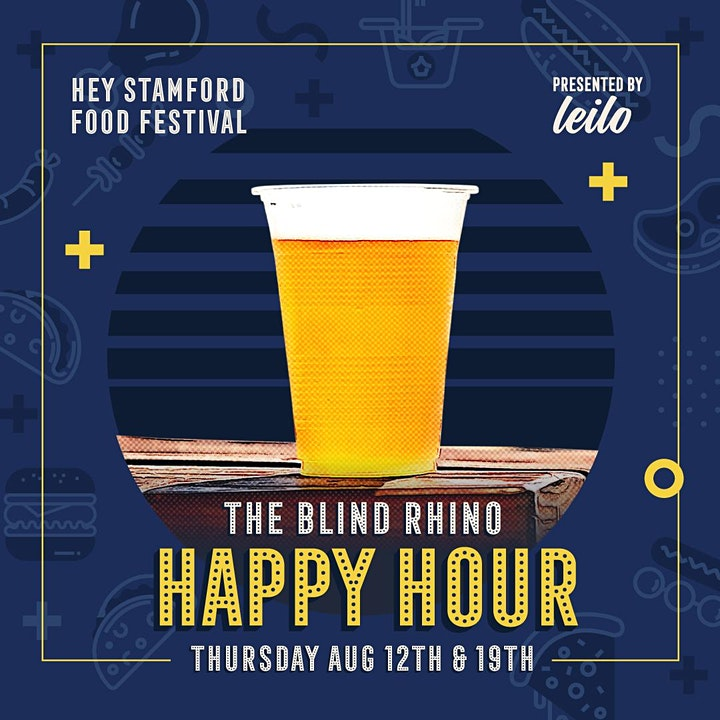 Hey Stamford Food Festival 2021 image