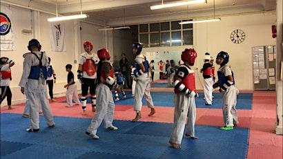 Saturday: Advanced Children Taekwondo tickets
