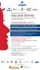 Sala delle Donne Genova 18 Giugno biglietti