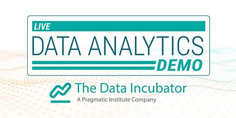 Live Data Analytics Demo with The Data Incubator - Part I tickets