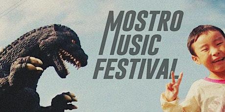 Mostro Music Festival biglietti