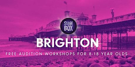 Free Stagebox Audition Workshop | BRIGHTON tickets