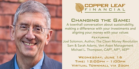 Changing the Game with Impact Investing: Align Your Money with your Values Tickets