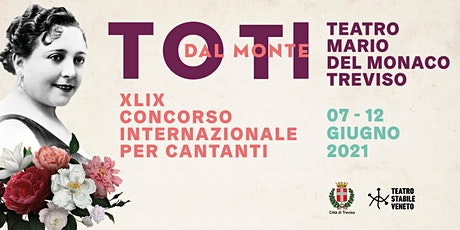 Presentazione del programma XLIX Concorso Internazionale Toti Dal Monte biglietti