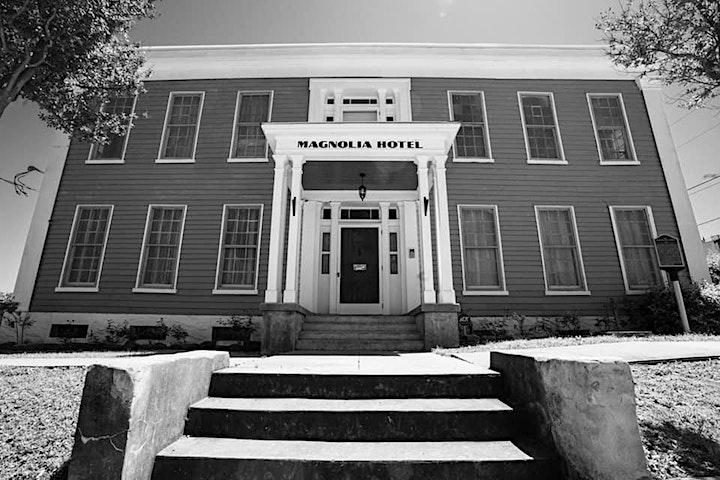 Haunted MAGNOLIA HOTEL GHOST TOUR image