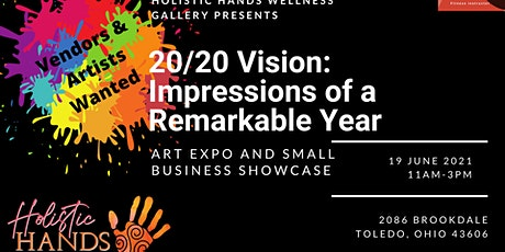 20/20 Vison: Impressions of a Remarkable Year tickets