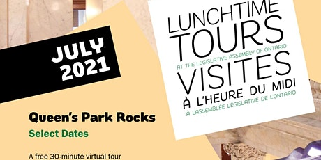 Lunchtime Tours: Queen Park Rocks! tickets