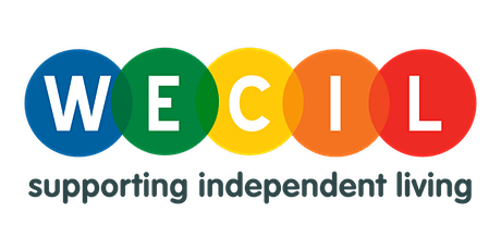 Disability Equality Training provided by WECIL tickets