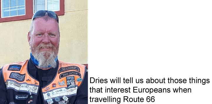 Windy City Road Warrior - Route 66 on the 6th -June 2021 image