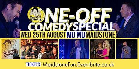 Super Funny Comedy Special at Mu Mu - Maidstone! tickets