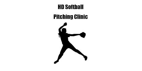 HD Softball Clinic tickets