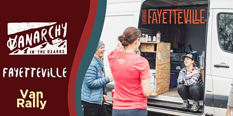 Van Rally - Fayetteville tickets