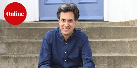 In conversation with Ed Miliband tickets