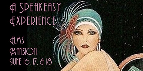 A Speakeasy Dinner Party Experience tickets