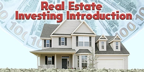 REAL ESTATE INVESTMENT COMMUNITY INTRODUCTION tickets