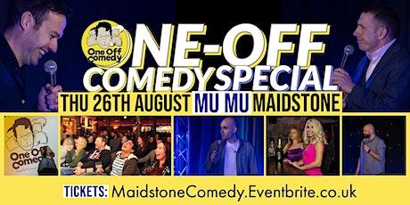 Super Funny Comedy Special @ MU MU , Maidstone! tickets