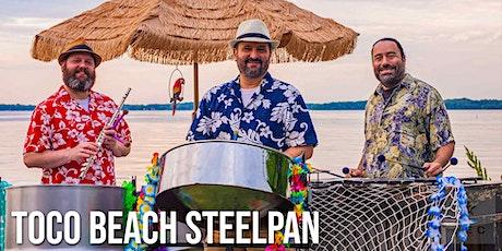 LIVE @ Lake Vista - Toco Beach Steelpan (steelpan trio) tickets