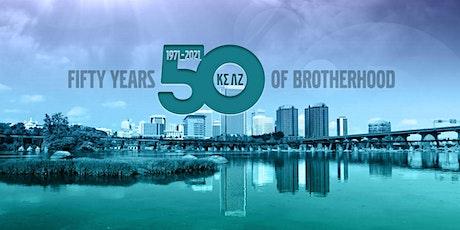 KSLZ AA50 Years of Brotherhood 2021 Reunion Weekend tickets