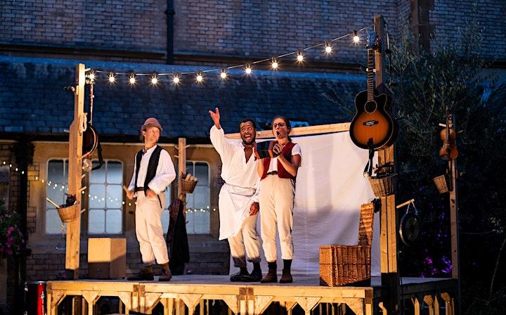 The Three Inch Fools: Romeo & Juliet image