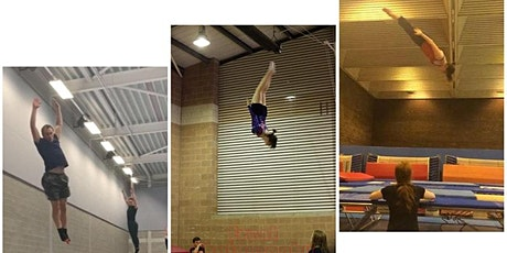 Adult Trampoline Sessions (Wednesday Night) tickets