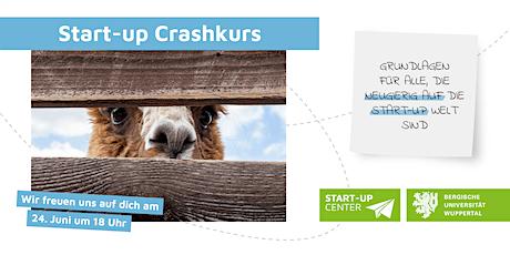 Start-up Crashkurs Tickets