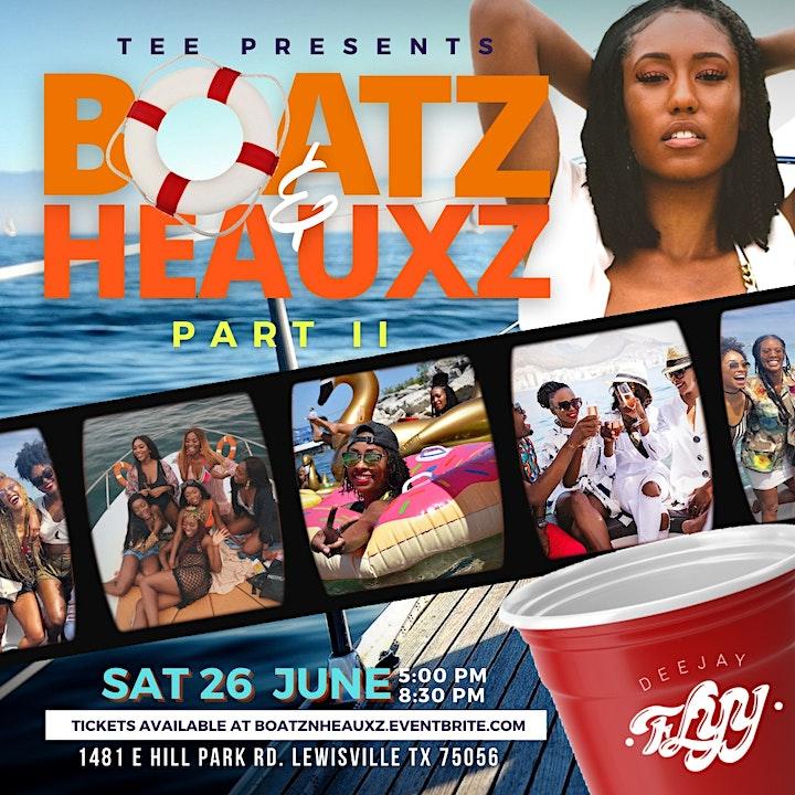 Tee Presents Boatz & Heauxz Pt. 2 (NEON EDITION) image