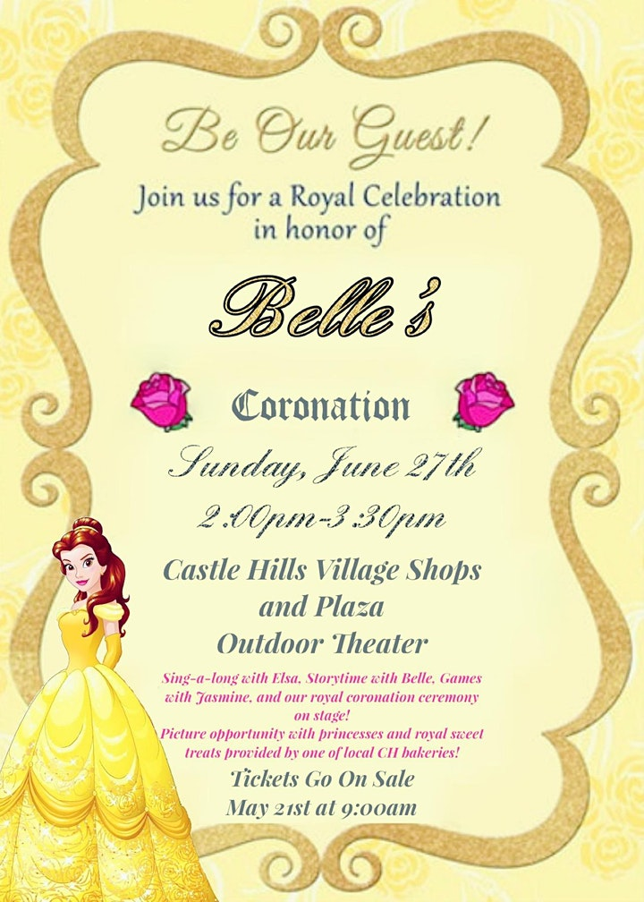 Belle's Coronation Gala image