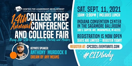 14th CLD College Prep Conference & College Fair (#CLDIndy) tickets