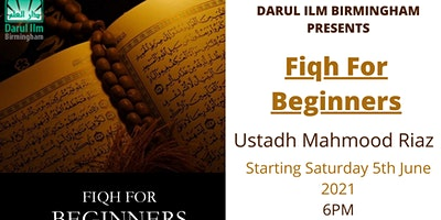 Fiqh for Beginners